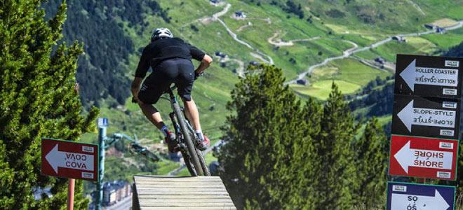 Bike Park Soldeu Andorra
