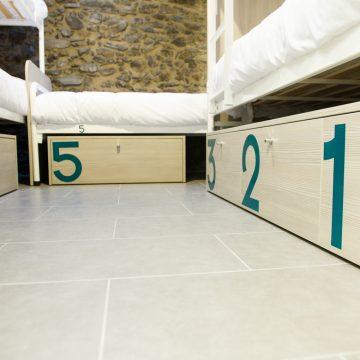 Mountain hostel tarter andorra locker-60