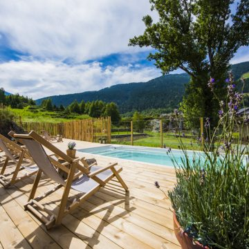 Mountain hostel tarter andorra outdoor pool jacuzzi swim spa-105