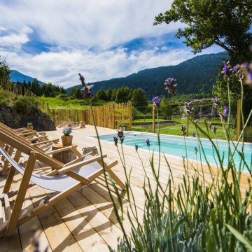 Mountain hostel tarter andorra outdoor pool jacuzzi swim spa-106