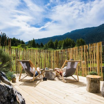 Mountain hostel tarter andorra pool terrace-104