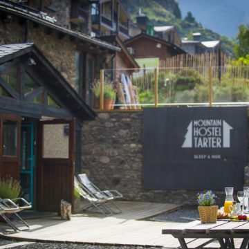 Mountain hostel tarter andorra terrace-80