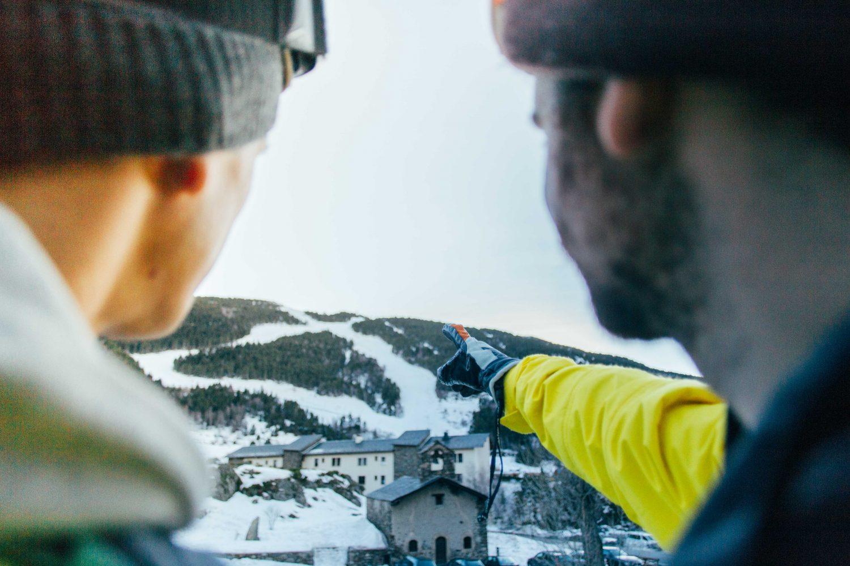 Mountain Hostel Tarter, a pie de pistas de Grandvalira-Andorra