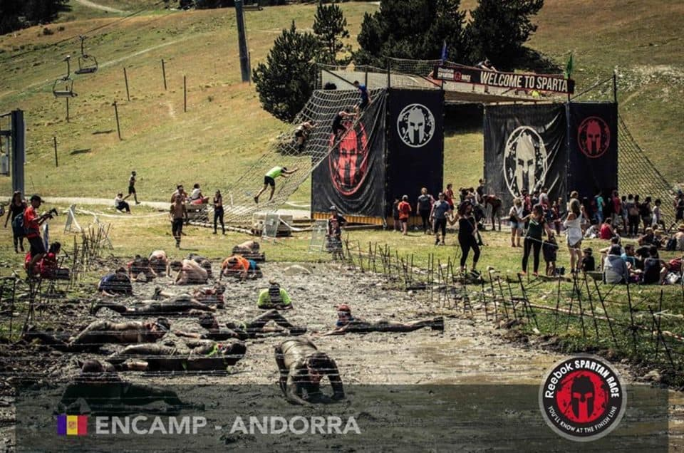 Spartan Race Andorra: Andorra Trifecta Weekend 2018