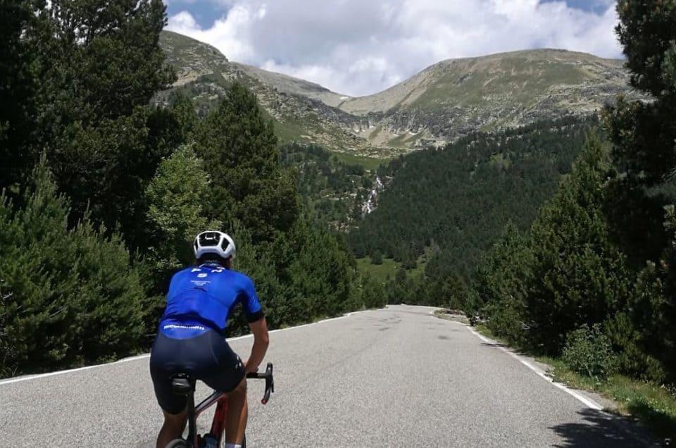 Ciclismo en Andorra