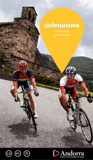 Guía de ciclismo en Andorra