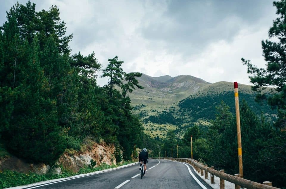 CYCLING IN ANDORRA